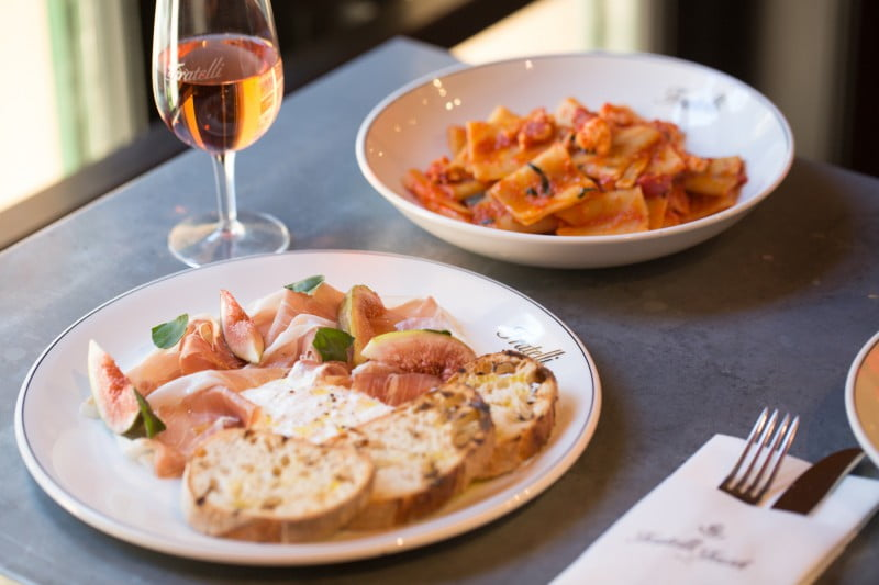 Fratelli Fresh - Wine and Pasta