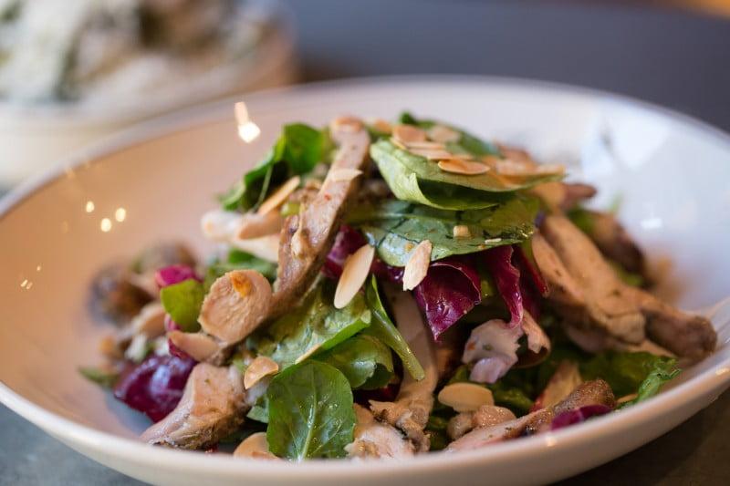 Fratelli Fresh - Grilled Chicken Salad
