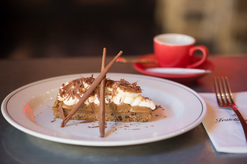 Fratelli Fresh - Banoffee Pie