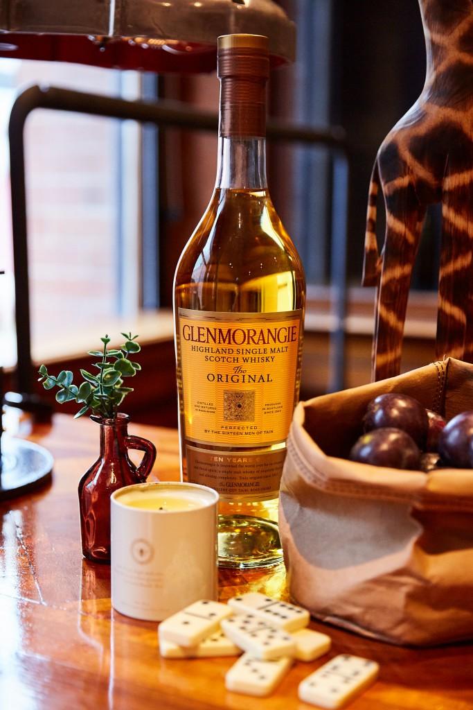 Glenmorangie Whisky Pop Up - Feature