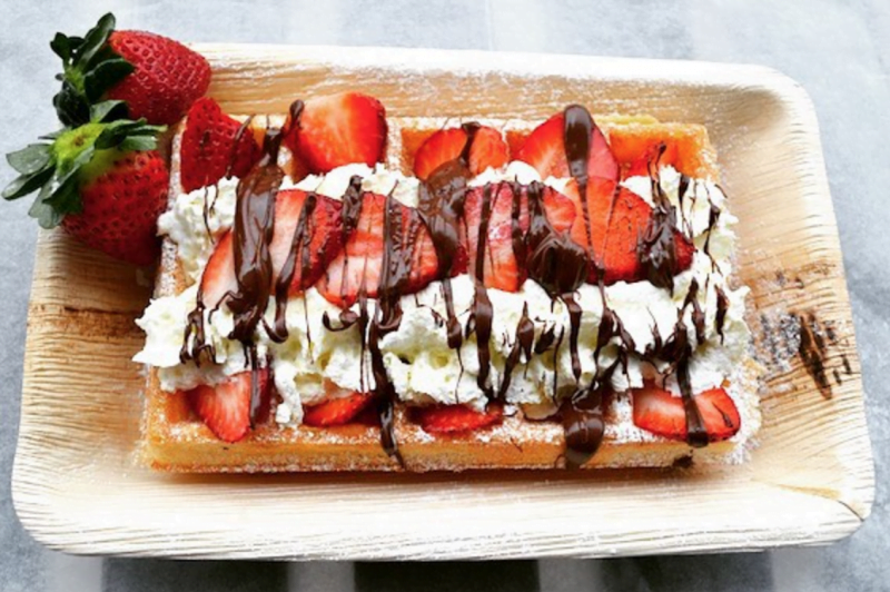 Best Sydney Food Trucks - DeWafel
