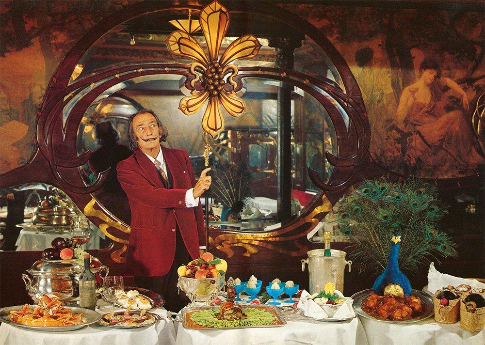 Salvador Dali Les Diners de Gala