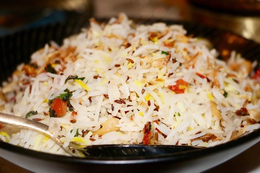 Lal Qila rice