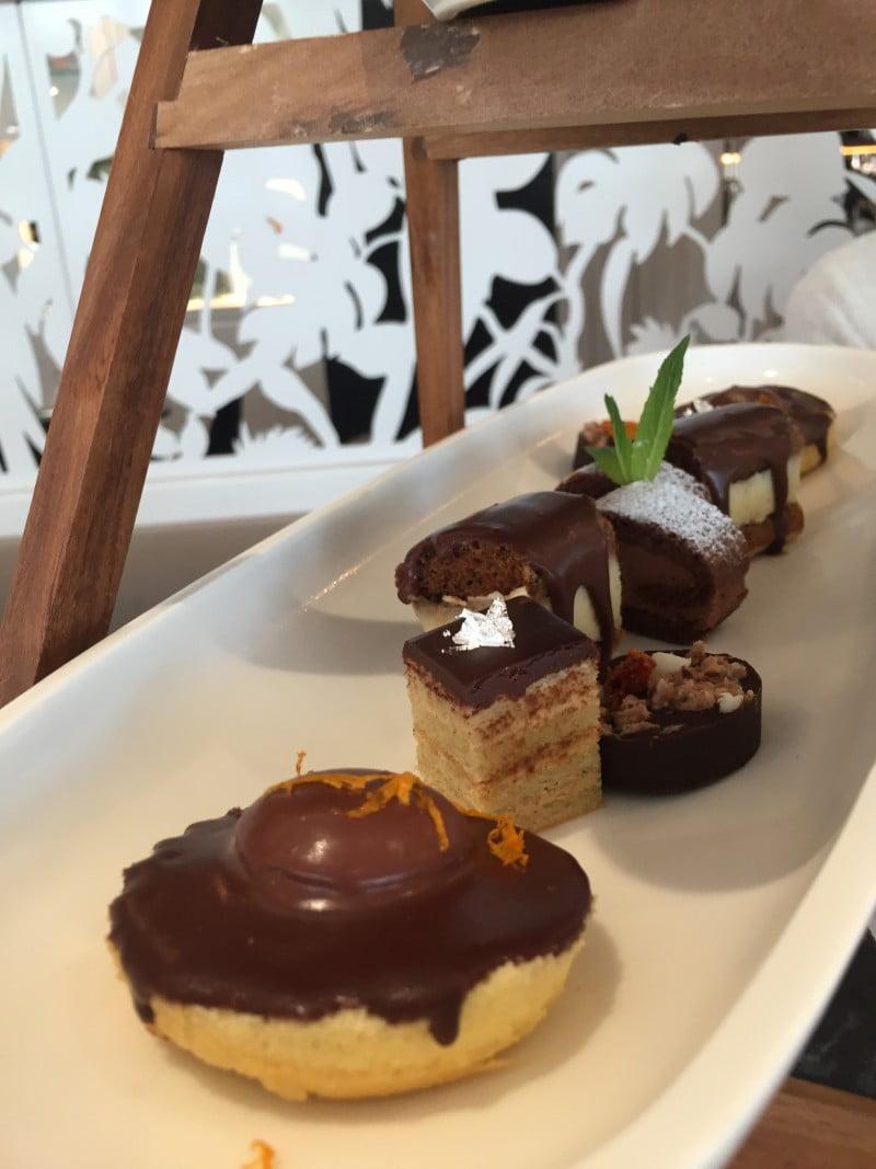 ABODE Chocolate High Tea - Chocolate Tier