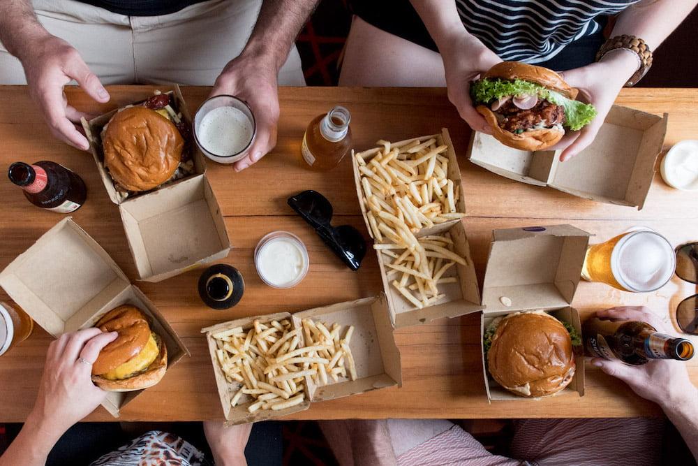 BL Burger Sydney Burgers