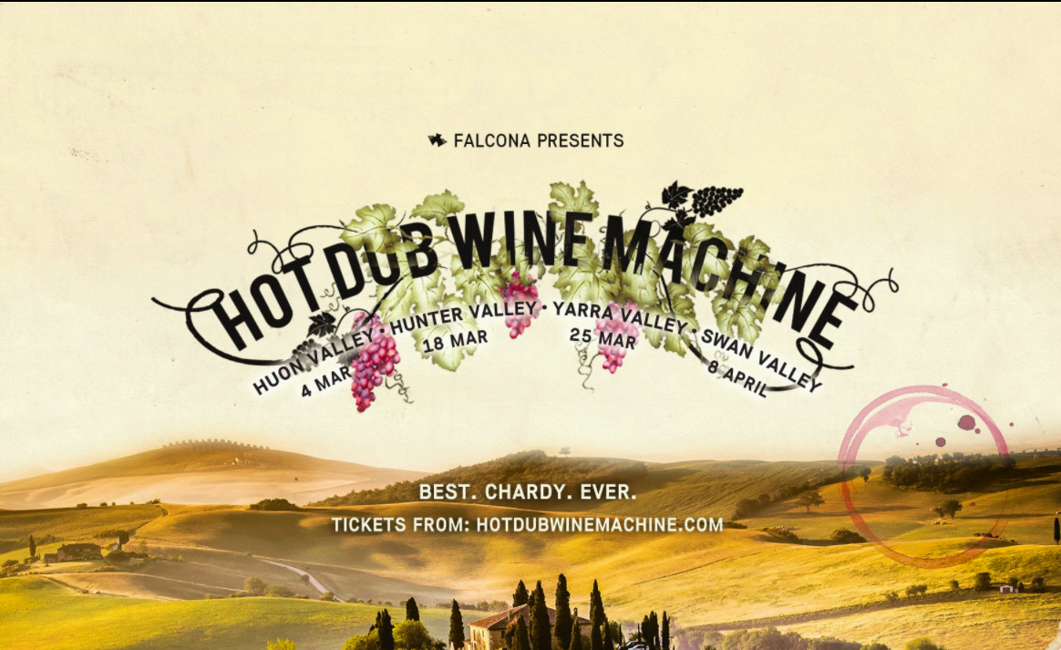 Hot Dub Wine Machine