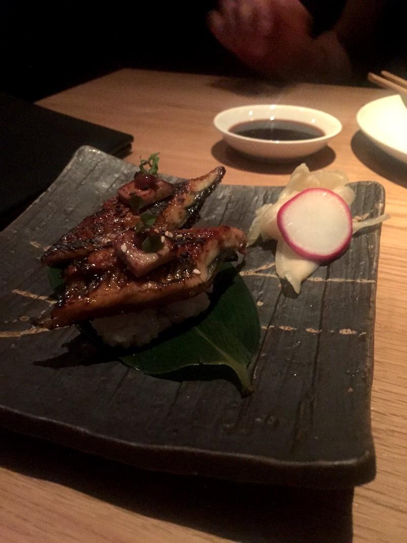 Tokonoma by Toko - Grilled Eel