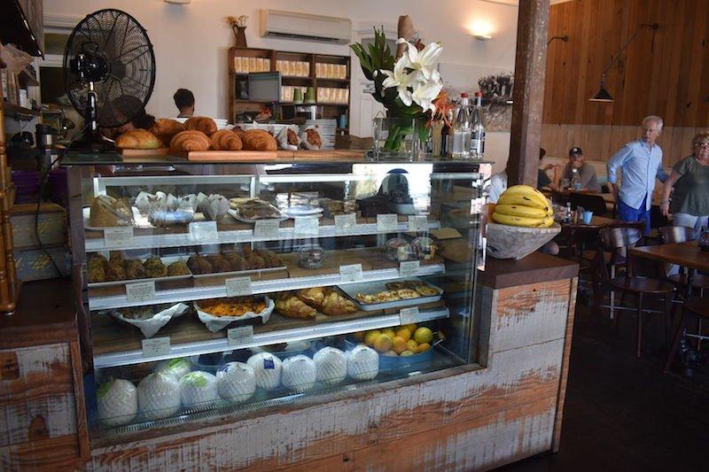 Bloom Cafe cabinet