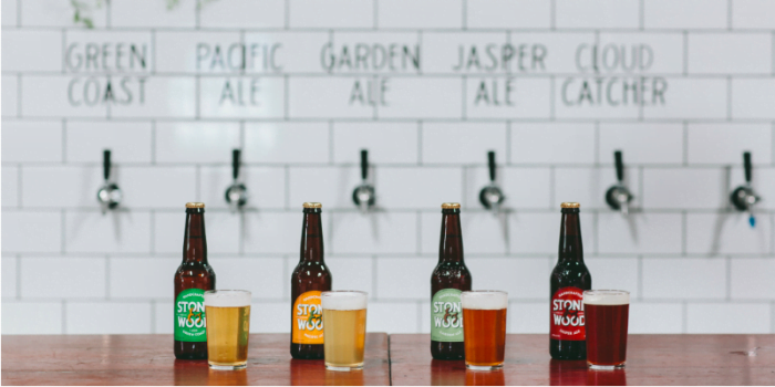 Byron Bay Stone and Wood Brewery