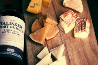 Whisky & Cheese talisker