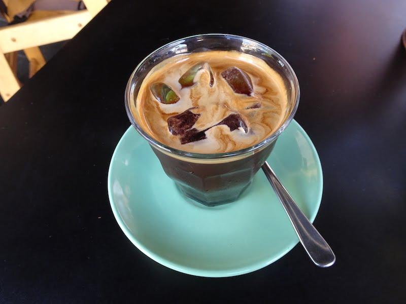 Contessa Balmain coffee