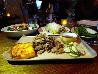 Potts Point Hotel pulled pork shoulder