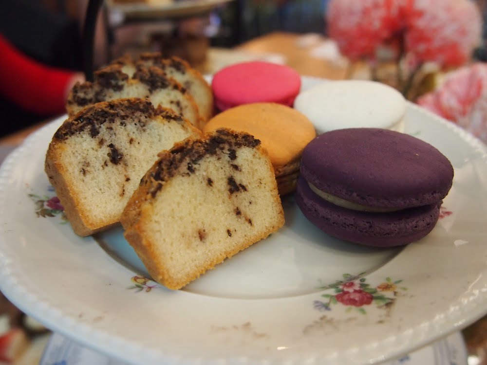 Chocolate Cake With Milk Chocolate Mousse And Hazelnut Ganache