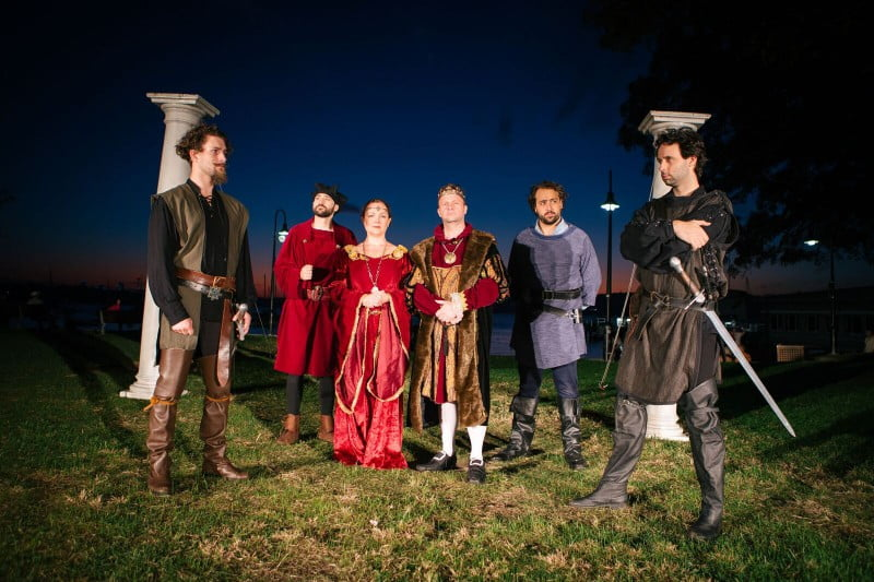 shakespeare by the bay