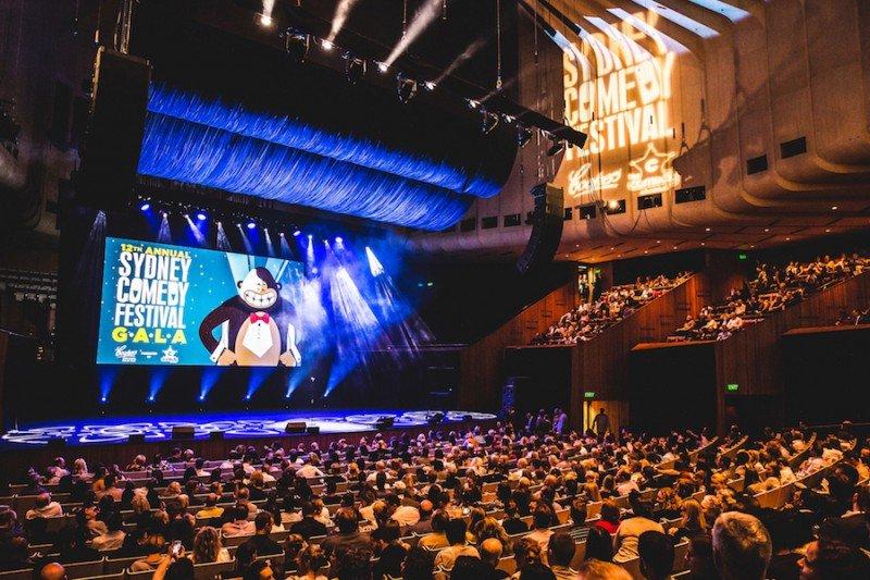 Sydney Comedy Festival 2017