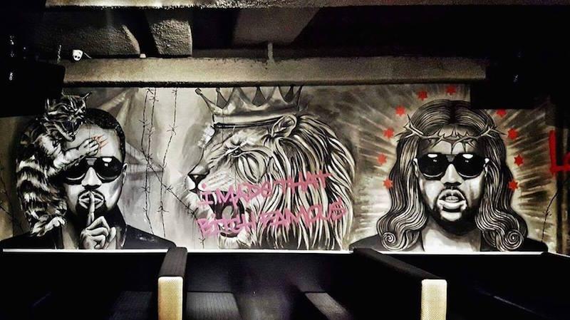 Graffiti Restaurant Sydney Menu