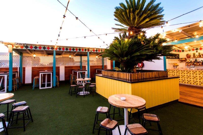 Adelaide Rocket Rooftop