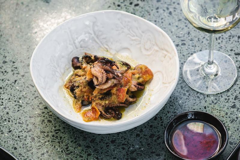madame shanghai Baby Octopus