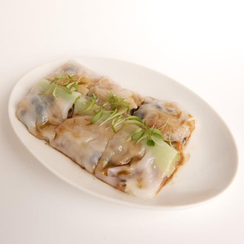 Cha Li Boi - BBQ Pork Cheung Fun