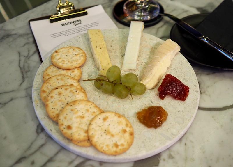 blown lux barangaroo cheese board