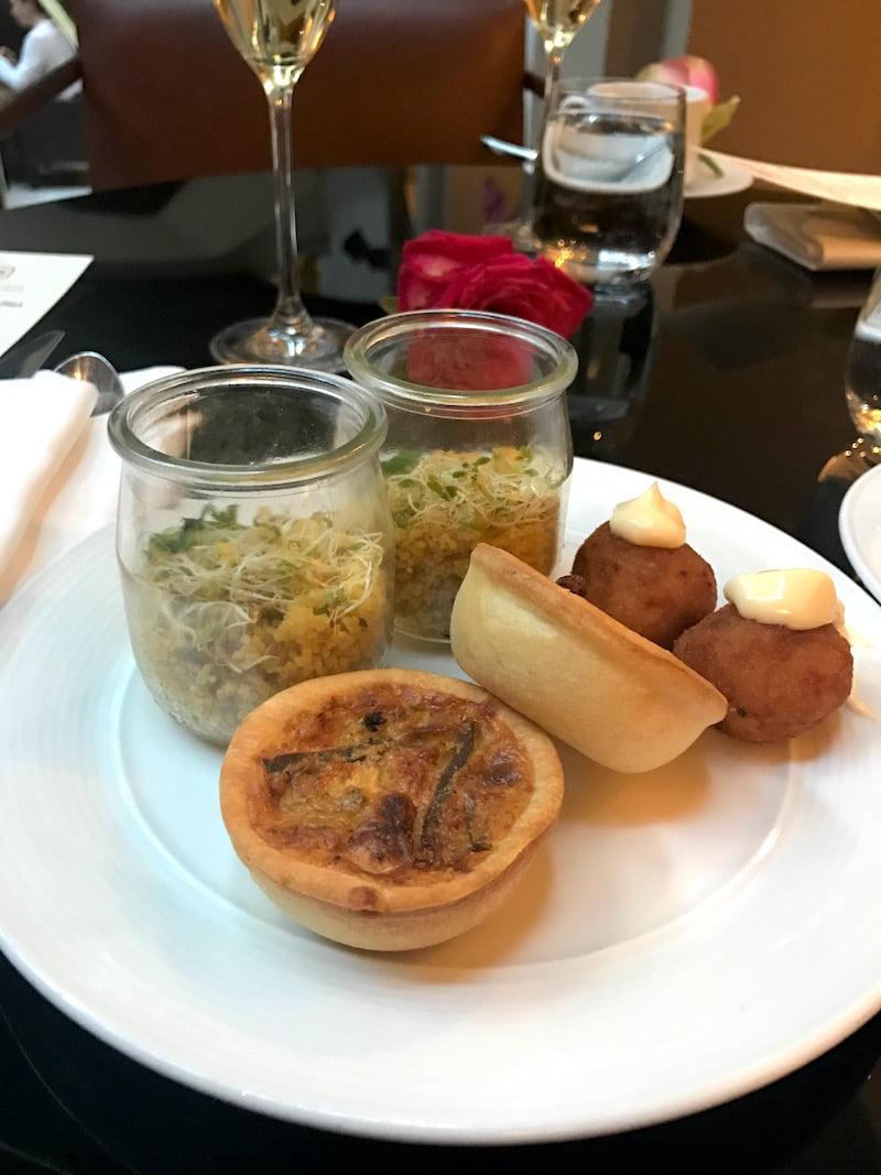 InterContinetal High Tea Buffet - Savoury 2