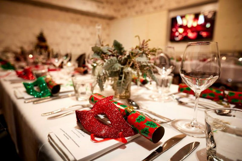 Ideas for christmas dinner party