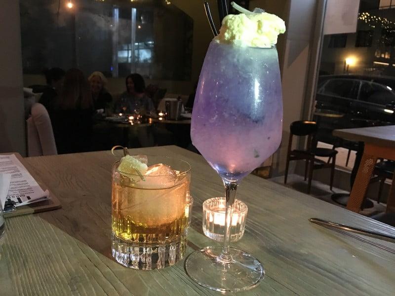 Thiq cocktails