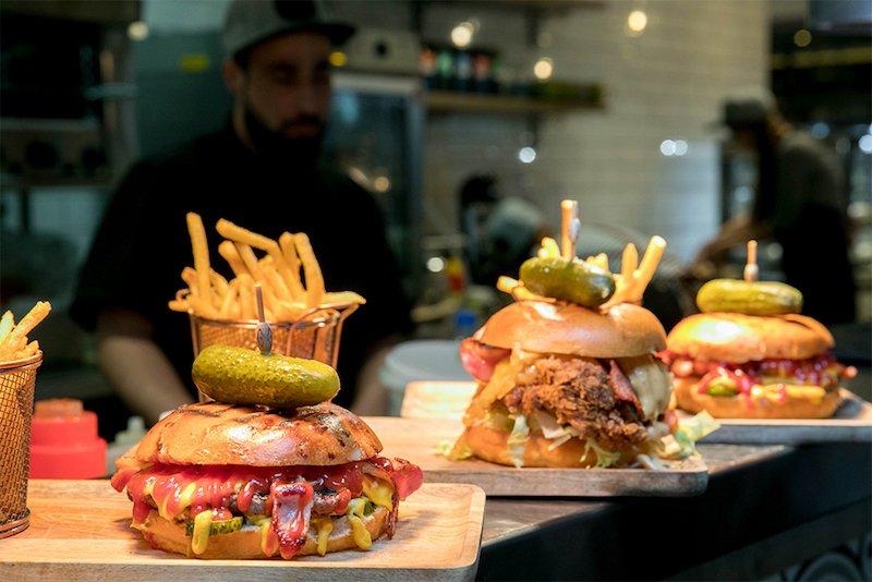 burgers-website