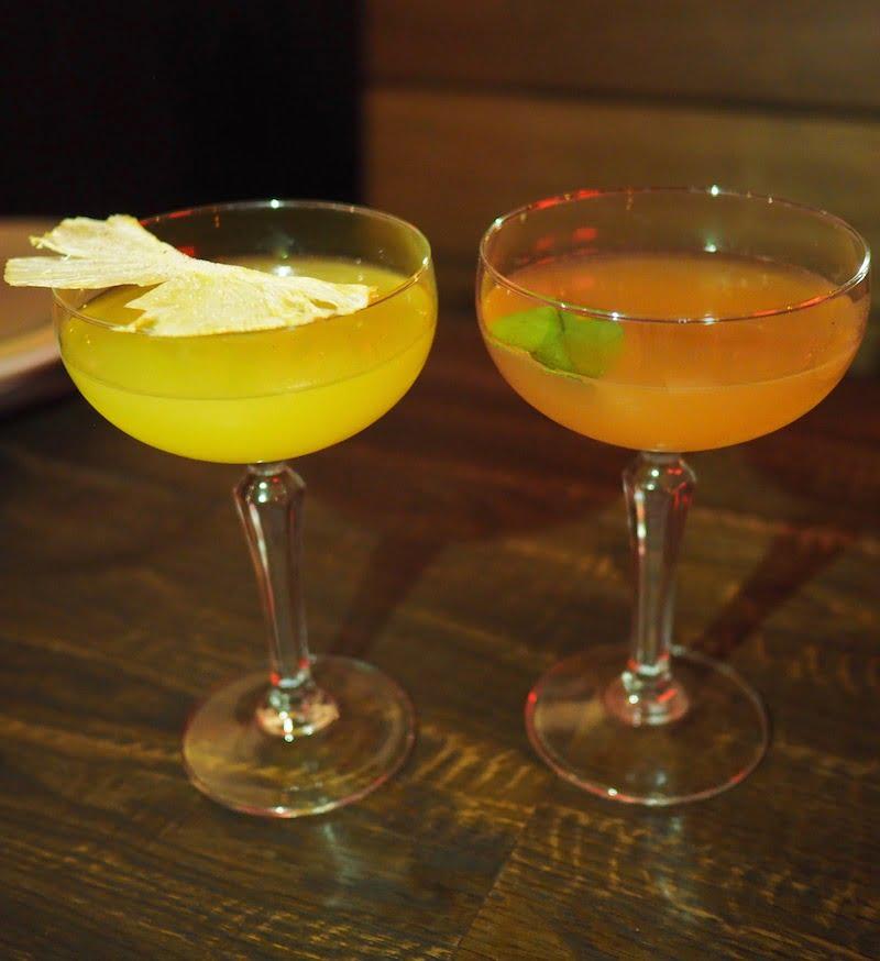 china diner cocktails