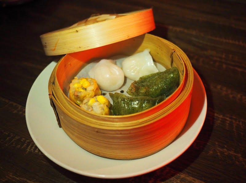china diner dumplings