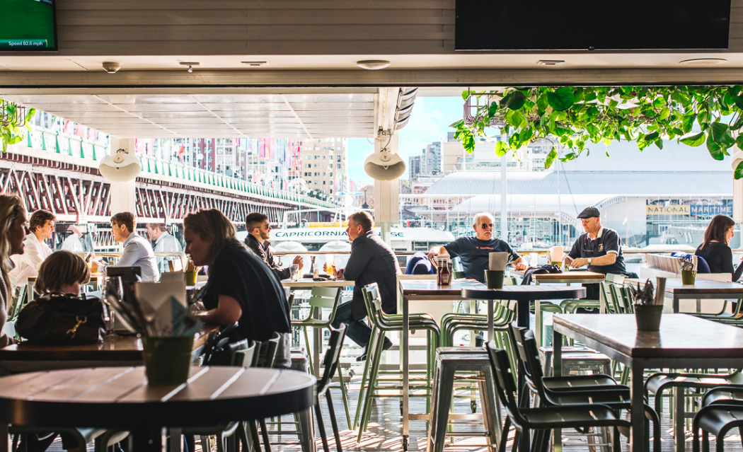 Darling Harbour Bar And Kitchen