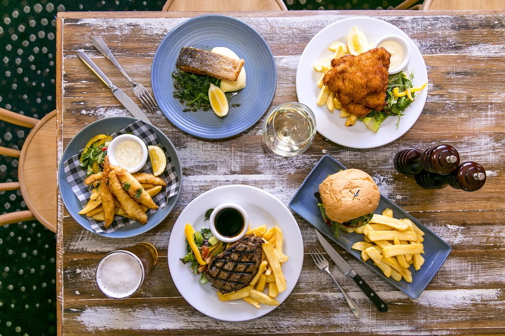 Best Pub Food In Bondi