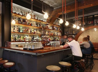 World's 50 Best Bars The Black Pearl