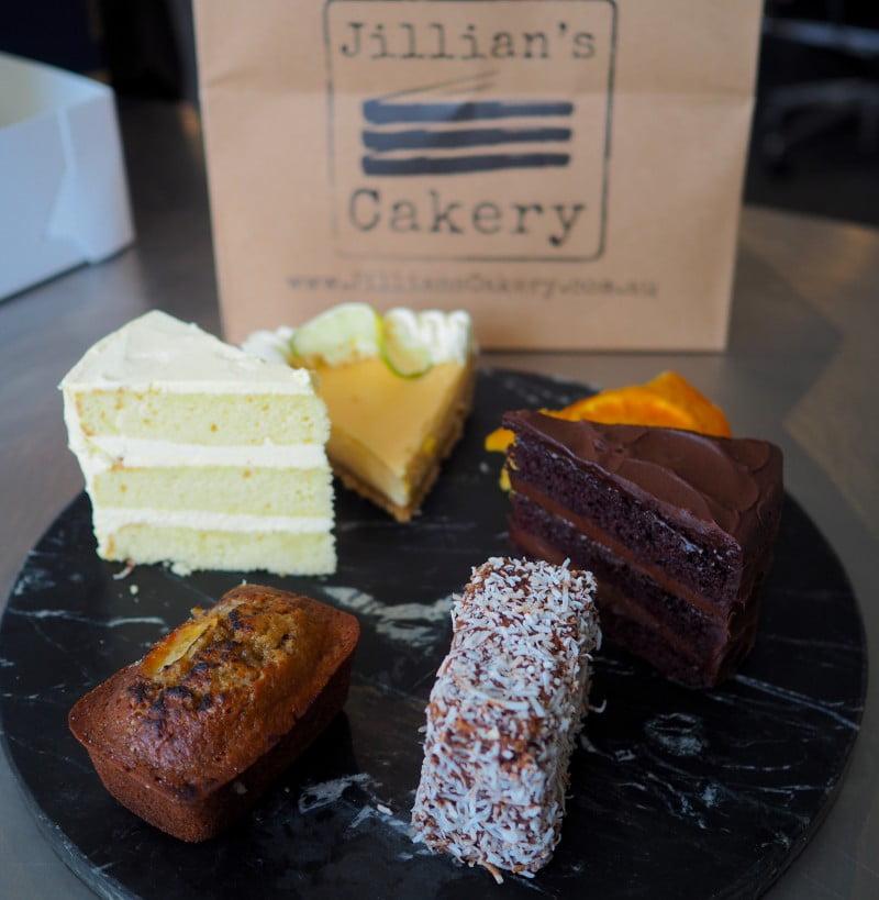 jillians cakery