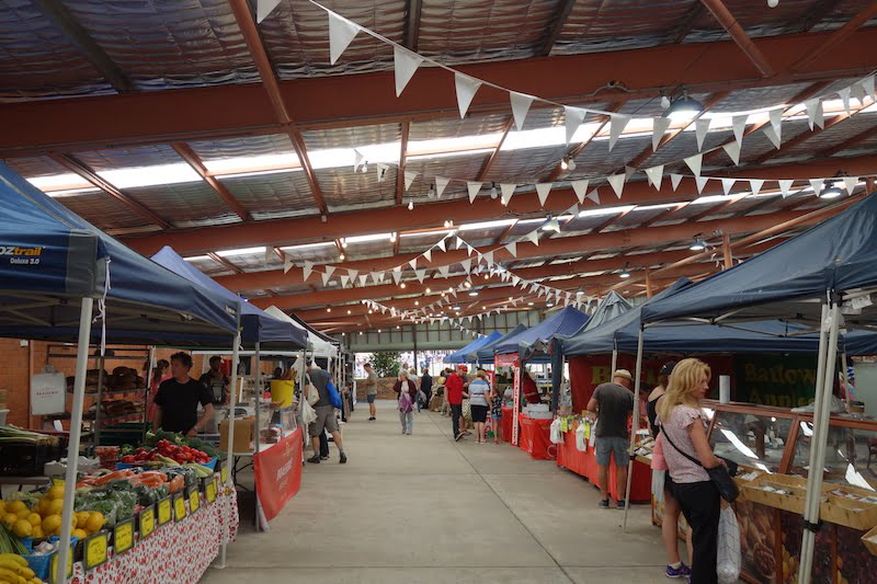 South Coast Foragers Market