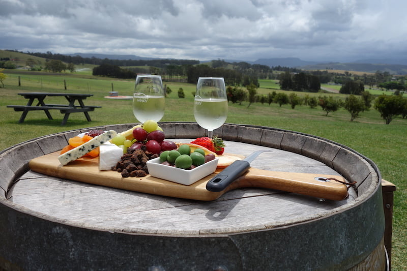 South Coast Mountain Ridge Winery