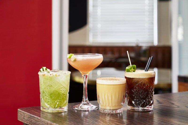 subida cocktails