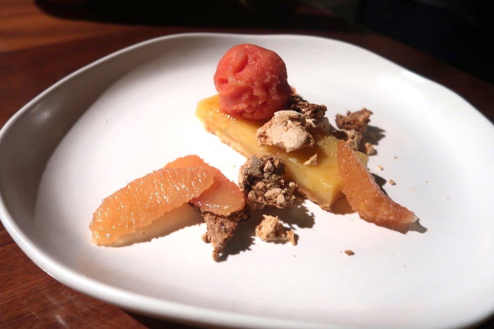Culina et Vinum dessert