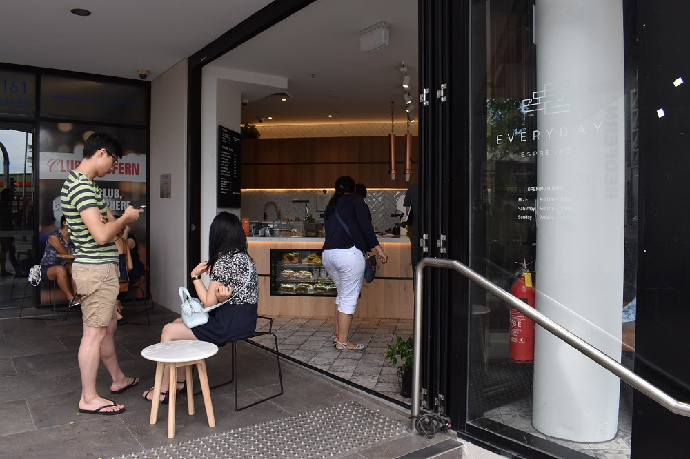 Everyday Espresso Redfern, Review - Eat Drink Play