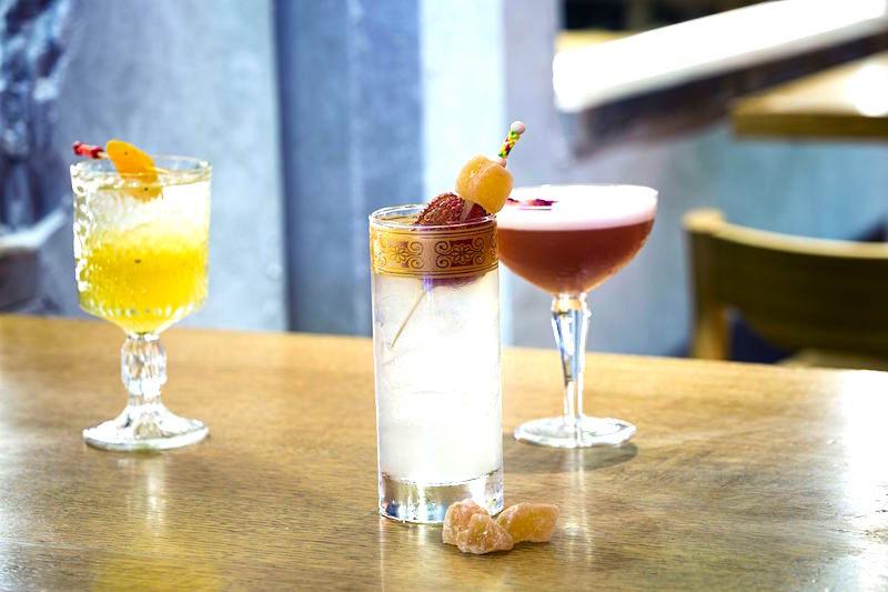 ginkgo bar cocktails