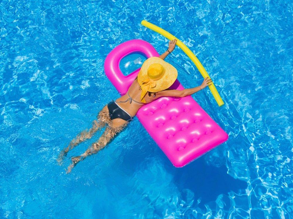 pop up pools