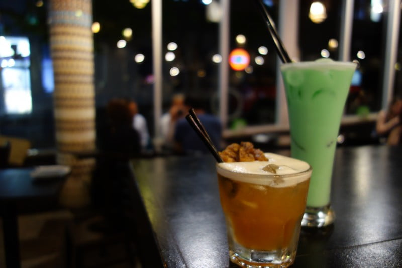 SaltVine cocktails