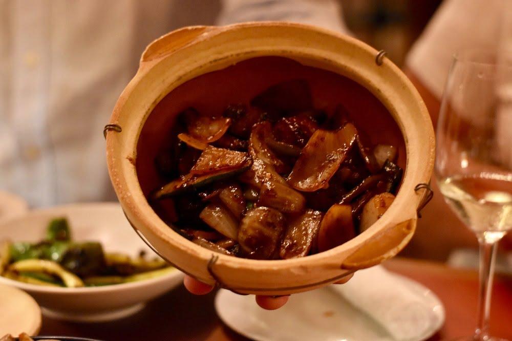 Jade temple food