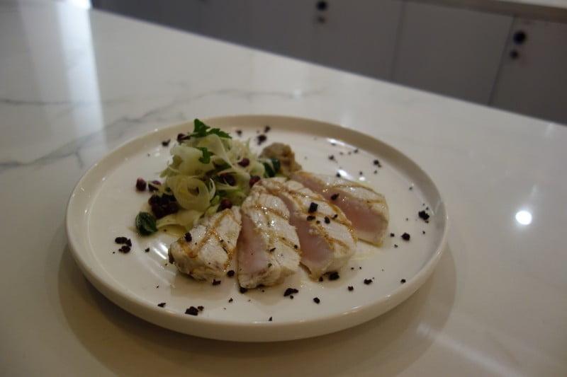 Song Kitchen swordfish