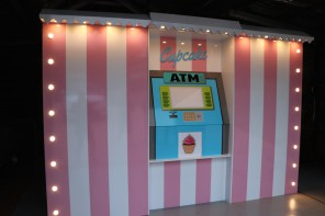 A Cupcake ATM is Popping up During Vivid