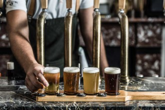 Endeavour Tap Rooms beers