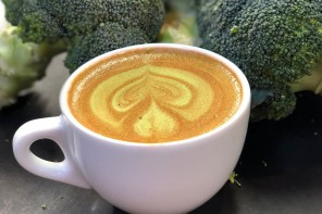 Broccoli Lattes Are Now a Thing