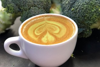 broccoli lattes