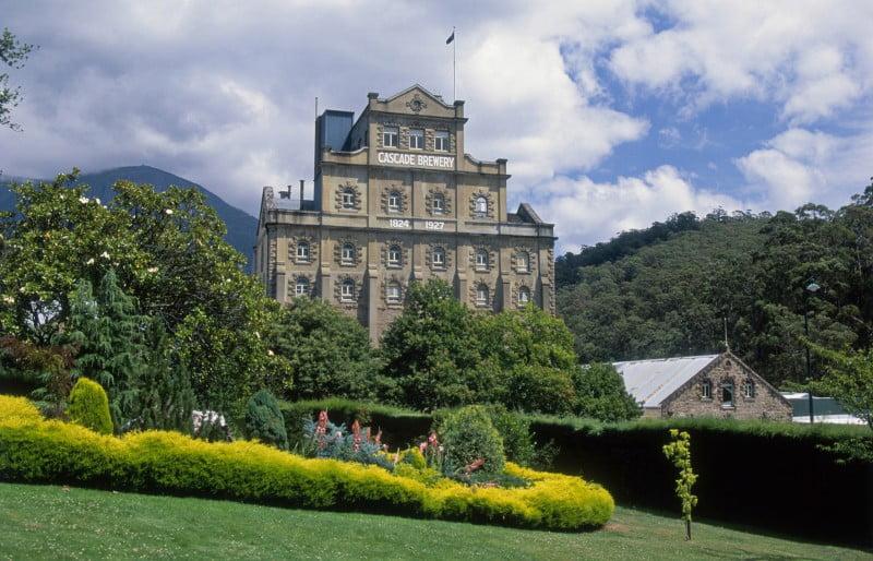 Cascade Brewery (1824), Hobart, Tasmania, Australia