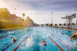 Andrew Boy Charlton Pool Reopens Just in Time for Spring